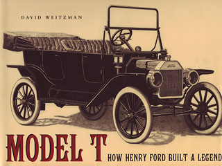 Model T: How Henry Ford Built a Legend book cover