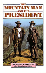 The Mountain Man and the President book cover